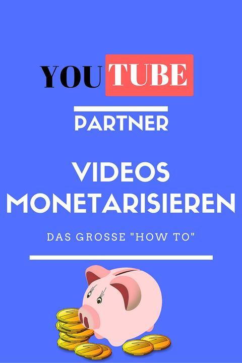 Youtube Partner Geld verdienen